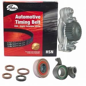 Timing Belt Kit Water Pump For Honda Accord H22a Prelude