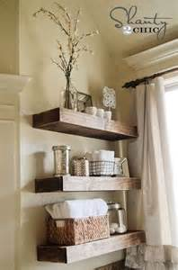 shelf ideas for bathroom 26 simple bathroom wall storage ideas shelterness