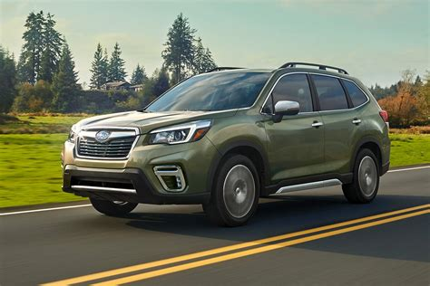 Subaru Forester Xt 2018 by 2018 Subaru Forester Drops Turbo Xt