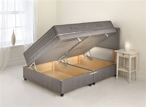 Ottoman Base Bed by Dura Beds Side Lift Ottoman Bed Base Only Wallace S Bed