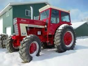 International Harvester 1466