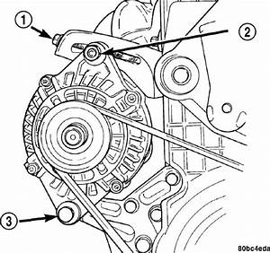 31 Dodge Neon Serpentine Belt Diagram