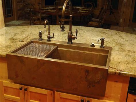 copper undermount farmhouse sink copper apron sink build a top mount copper apron front
