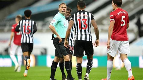 Newcastle United - Pawson confirmed for Chelsea clash