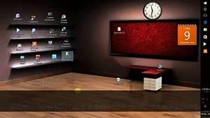 Creative 3D Desktop Background Wallpaper Windows 10 - YouTube
