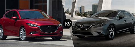 Difference Between The Mazda 6 Sport And Mazda 6 Touring