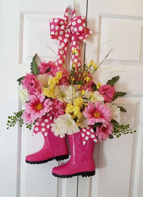 15 Unique Spring Wreath Ideas for your Front Door ...