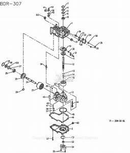 Hydro Gear Bdr