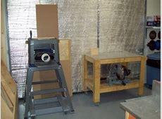 Pierre Faubert's workshop