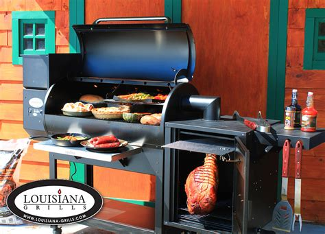louisiana pellet grills   place