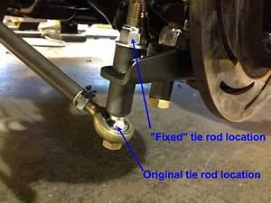 Tie Rod End Extension