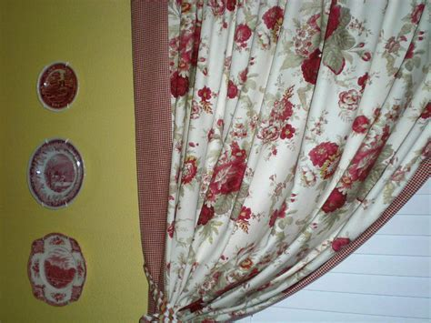 French Country Curtains French Style Window Treatments