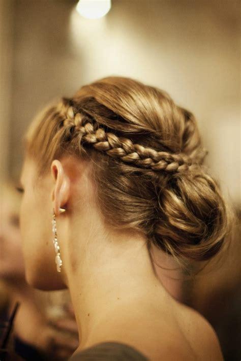 peinados de novia recogidos  tendencias   fotos