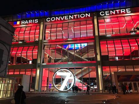 paris convention centre  nouveau site emblematique au