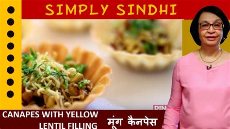 canape filling ideas best canapes with yellow lentil filling moong by veena