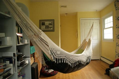 how to hang a hammock indoors without drilling how to hang a hammock indoors how to hang a hammock