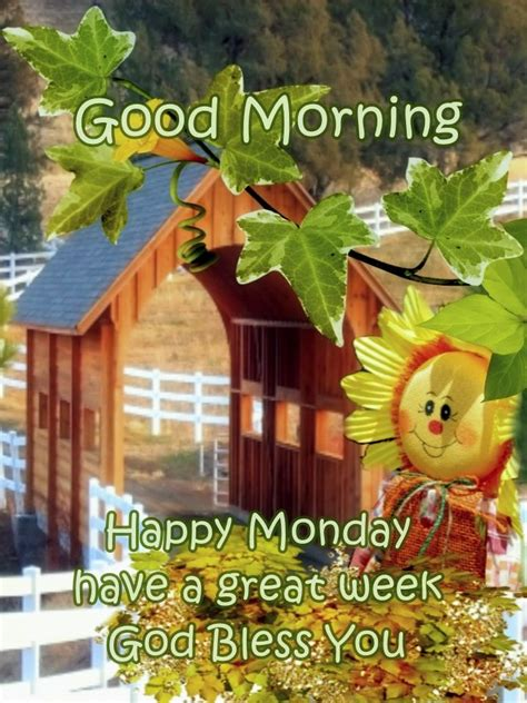 good morning   great week  blessings pictures