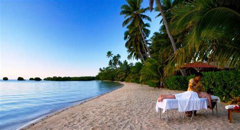 nukubati private island great sea reef fiji resort