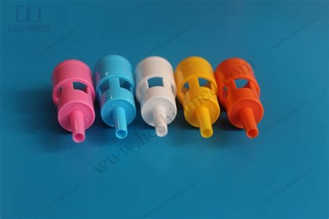 Color Coded Surgical Adjustable Venturi Mask With Dilators