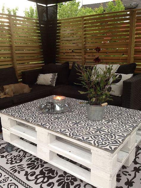 canape terrasse pas cher 17 meilleures idées à propos de meubles en bois de palette