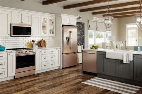 trending  appliance colors   kitchen