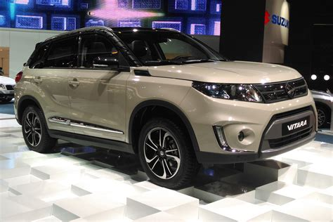 suzuki vitara suv launched carbuyer