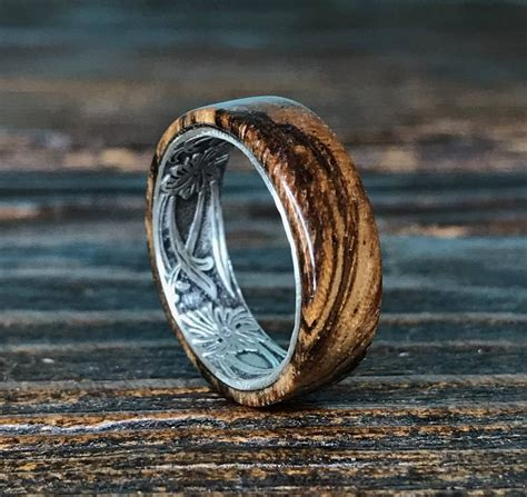 wooden wedding ring 2018 popular handmade mens wedding rings 1492
