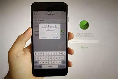 Iphone Turn Device Trends Mobile Digital Erase