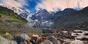 Ushguli Travel Guide, Shkhara glacier and hikes to lower ...