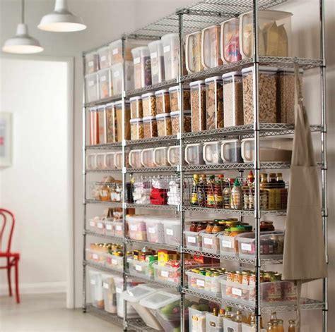 Pantry Storage Racks Pantry Storage With Wire Racks Home