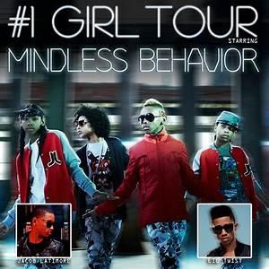 Number 1 Girl Tour Mindless Behavior Wiki Fandom