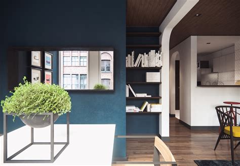 Small Apartment : Small Apartments Showcase The Flexibility Of Compact Design