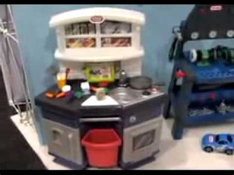 tikes mga play smarter cookn learn kitchen  busy builder busy builder workshop youtube