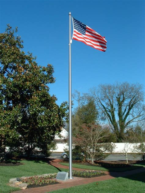 yard flag pole 45 best pathways images on garden ideas 1204