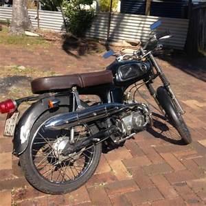 Moto Honda 50cc : vintage japanese honda 50cc worked to 80cc cafe racer 1967 motorcycle for sale kangaroo point ~ Melissatoandfro.com Idées de Décoration