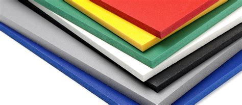 mm colors pvc sheets