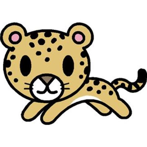 Baby Jaguar Clipart Wikiclipart