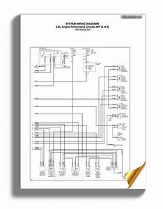 Mazda 626 1995 Wiring Diagrams