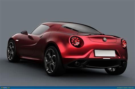 Ausmotivecom » Alfa Romeo 4c Spider Set To Follow Coupé