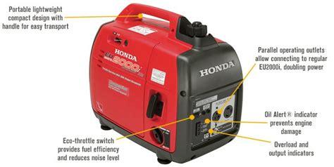 Honda Eu2200ita1 Companion Inverter Generator 2200 Surge