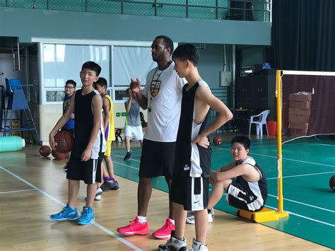 3 Reasons Youth Basketball Coaches Are Needed In China