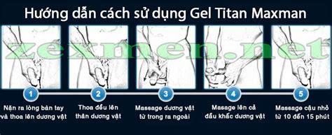 cách dùng gel titan sao cho hiệu quả nhất gel titan usa