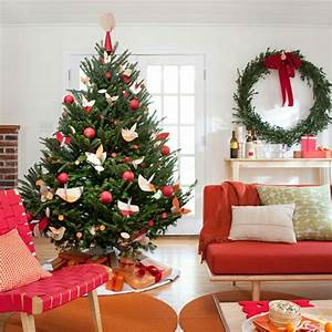 Weihnachtsbaum Rot Weiß : weihnachtsdekoration f r k nstlichen weihnachtsbaum 25 wohnideen ~ Yasmunasinghe.com Haus und Dekorationen