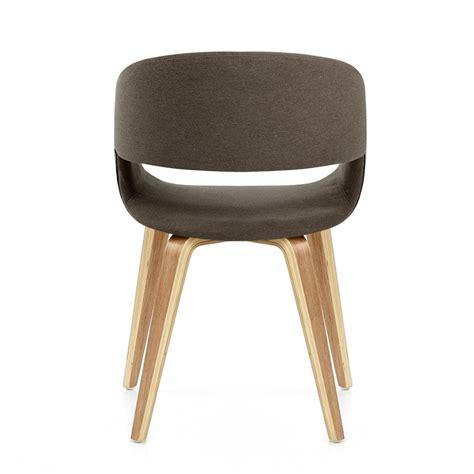 chaises tissus chaise bois tissu monde du tabouret