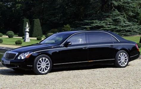 Used 2009 Maybach 62 For Sale
