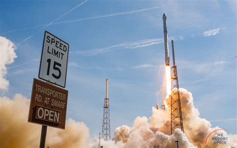 Spacex Dragon Returns To Iss, Launch Of Crs8  We Report