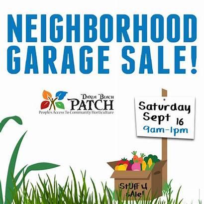 Garage Neighborhood Community