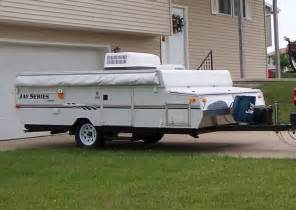 Pop Top Caravans With Shower And Toilet by Popup Campers Tent Trailers Information With Links To