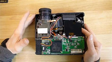 ibm  dlp projector teardown youtube