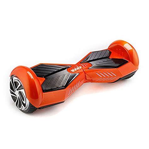 orange wheel balancing electric rover board bluetooth